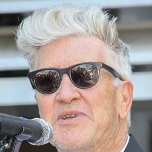 David Lynch Headshot 7 of 8