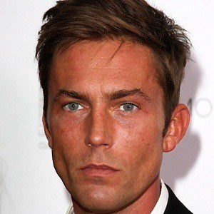 Desmond Harrington - B... Ed Westwick Dated