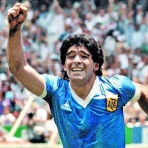 Diego Maradona 5 of 6