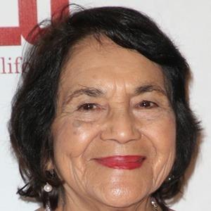 Dolores Huerta Headshot 4 of 8