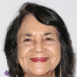Dolores Huerta Headshot 5 of 8