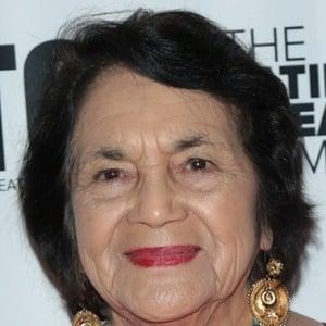 Dolores Huerta Headshot 6 of 8