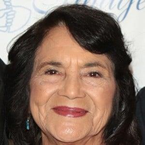 Dolores Huerta Headshot 7 of 8
