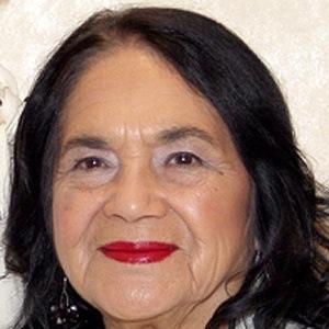 Dolores Huerta Headshot 8 of 8