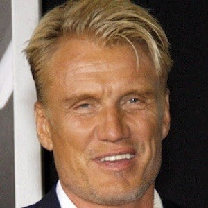 dolph lundgren young