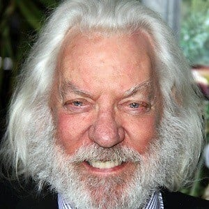 Donald Sutherland - Bio, Facts, Family | Famous Birthdays Mark Wahlberg