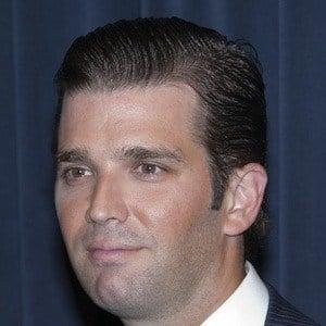 Donald Trump Jr. 7 of 8