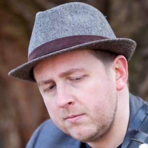 Drue James Headshot 2 of 3