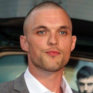 Ed Skrein 2 of 2