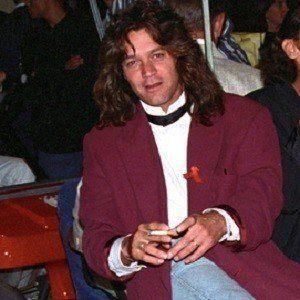 Eddie Van Halen 4 of 5