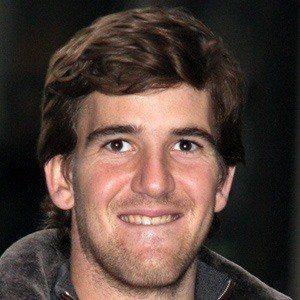 Eli Manning 4 of 10