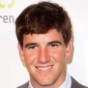 Eli Manning 7 of 10