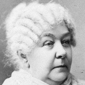 Elizabeth Cady Stanton 2 of 4