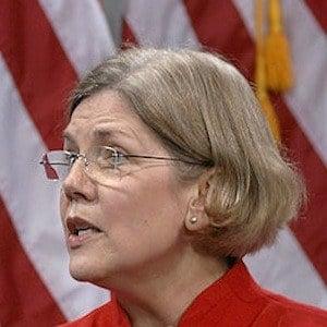 Elizabeth Warren 5 of 5