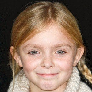 elsie fisher height