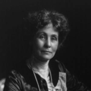 Emmeline Pankhurst 3 of 4