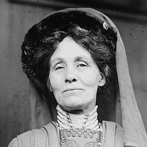 Emmeline Pankhurst 4 of 4
