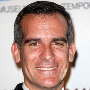 Eric Garcetti 2 of 5