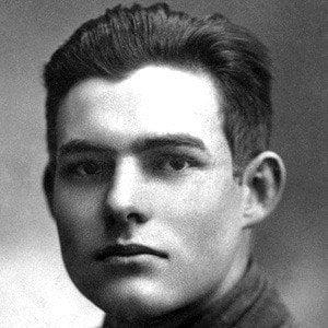 Ernest Hemingway 2 of 6