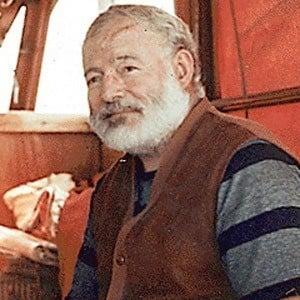Ernest Hemingway 3 of 6