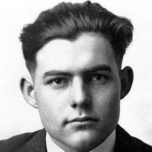 Ernest Hemingway 4 of 6