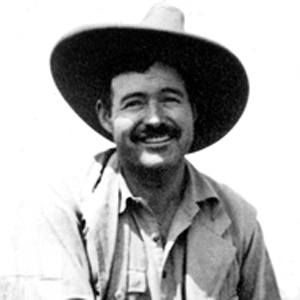Ernest Hemingway 5 of 6