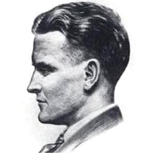 F. Scott Fitzgerald 3 of 3