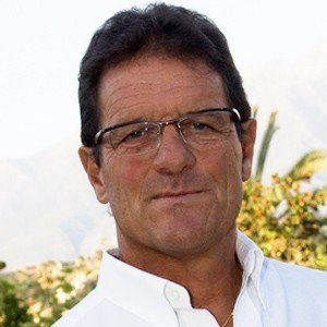 Fabio Capello 2 of 5