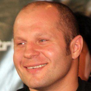 Fedor Emelianenko 2 of 3