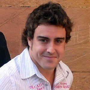 Fernando Alonso 2 of 7