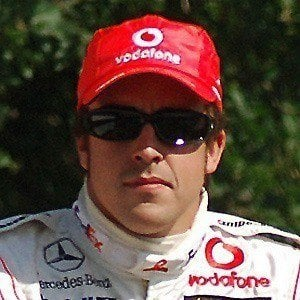Fernando Alonso 3 of 7