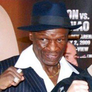 Floyd Mayweather Sr. 2 of 2
