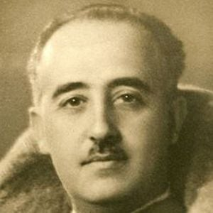 Francisco Franco Headshot 2 of 4