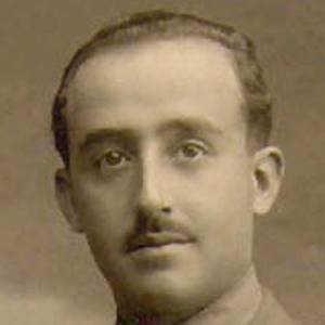 Francisco Franco Headshot 3 of 4