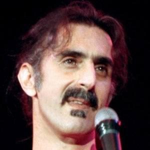 Frank Zappa 5 of 5