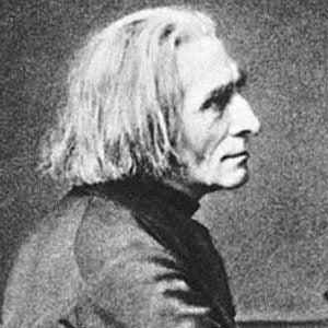 Franz Liszt 3 of 4
