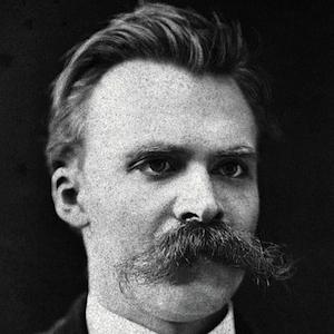 Friedrich Nietzsche 3 of 4