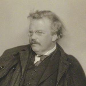 GK Chesterton 2 of 4