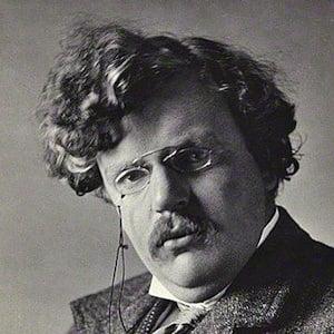 GK Chesterton 3 of 4