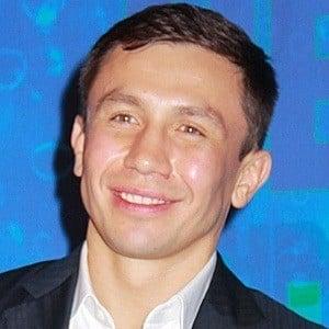 Gennady Golovkin 4 of 5
