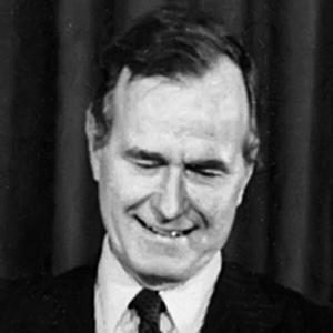 George H.W. Bush 6 of 6