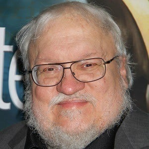 George RR Martin 2 of 5