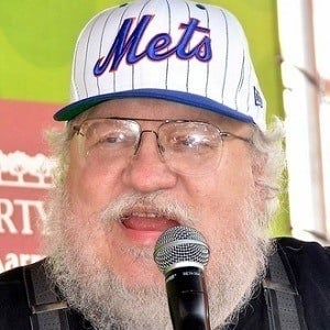 George RR Martin 3 of 5