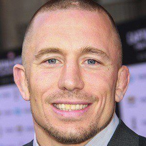 Georges St-Pierre 2 of 5