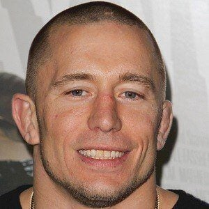 Georges St-Pierre 3 of 5