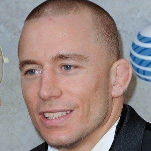 Georges St-Pierre 4 of 5