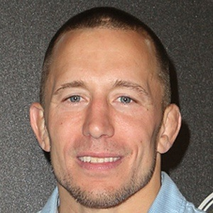 Georges St-Pierre 6 of 8