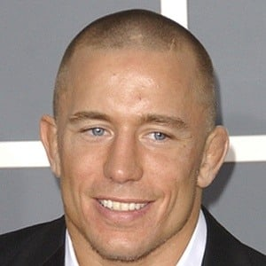 Georges St-Pierre 8 of 8