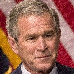 George W. Bush 3 of 7