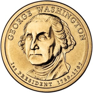 George Washington 7 of 10